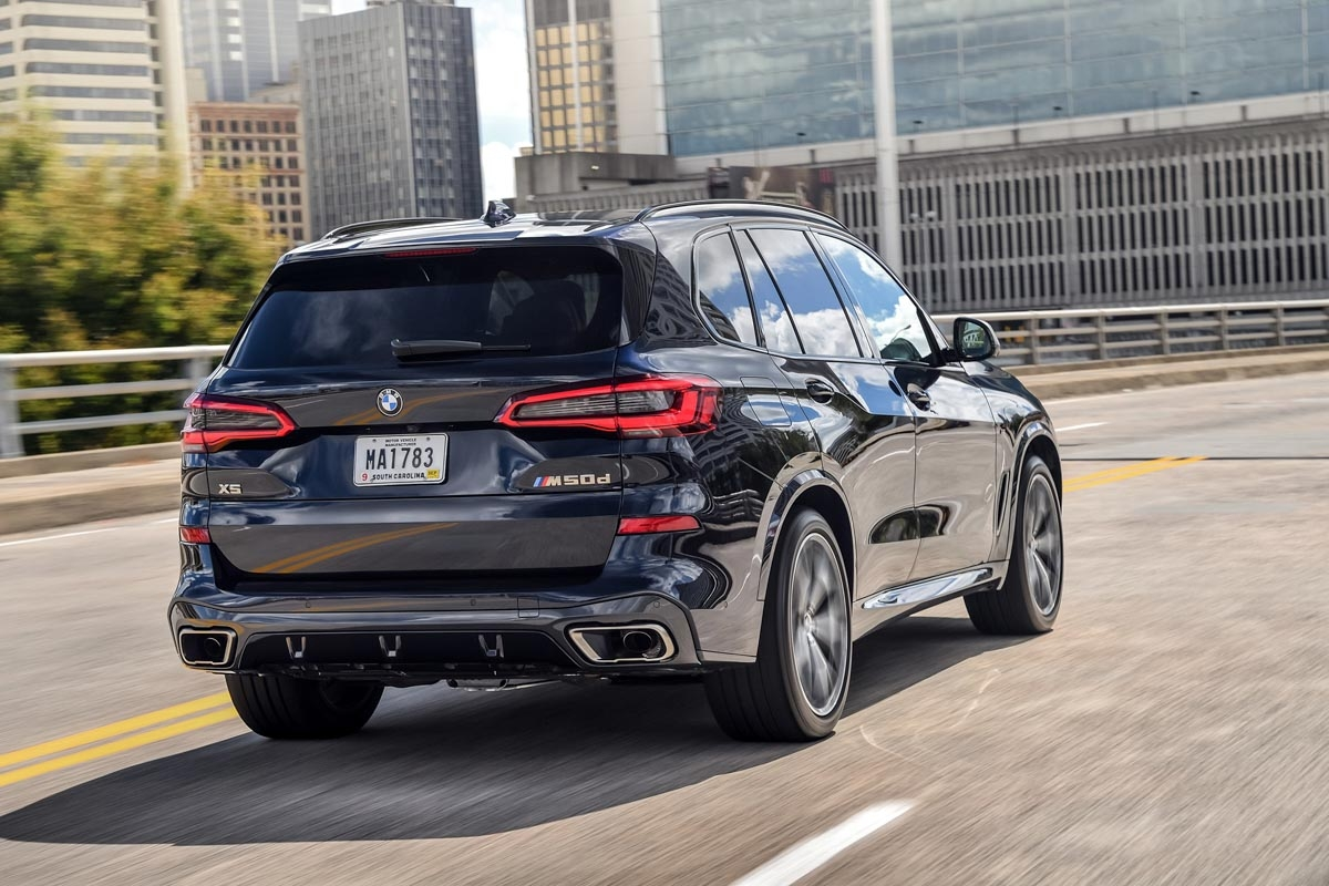 BMW X5 review-8