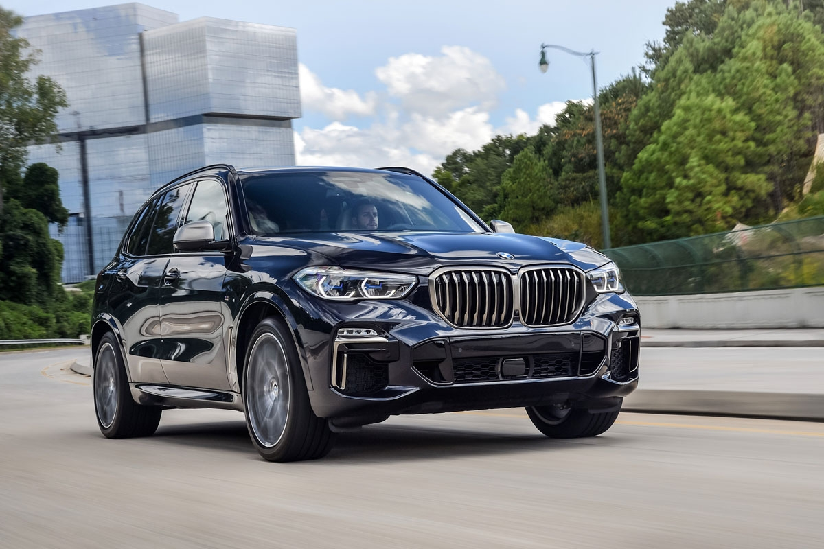 BMW X5 review-9