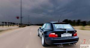 BMW Z3 M Coupé. Bahrain.
