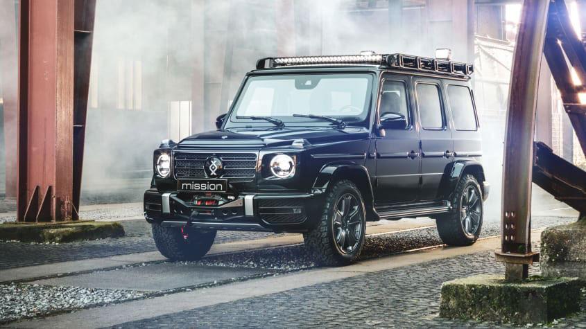 Brabus's-armoured-Mercedes-G63-1