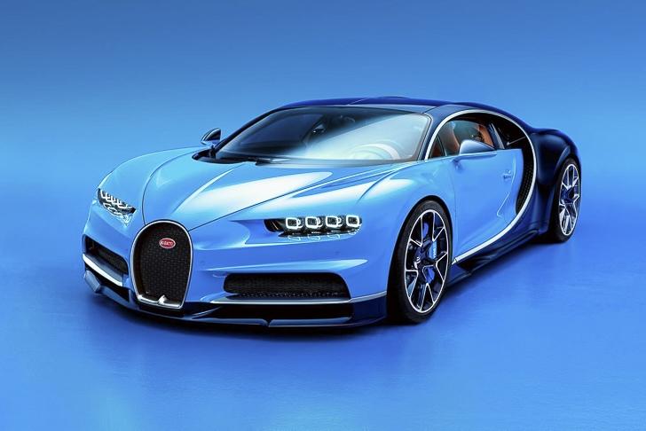 Bugatti Chiron 02