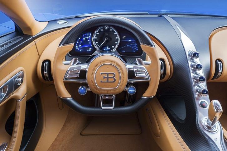 Bugatti Chiron 13