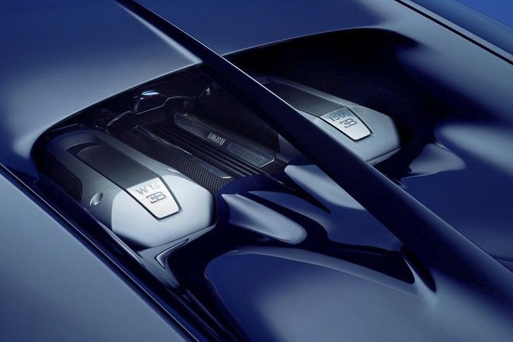 Bugatti Chiron 20