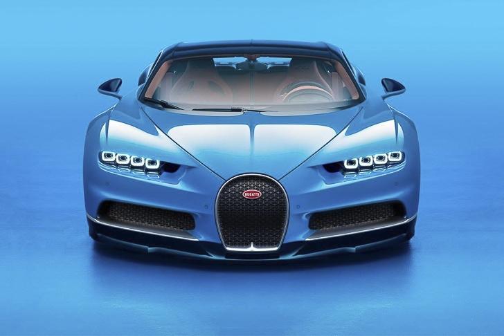 Bugatti Chiron 01