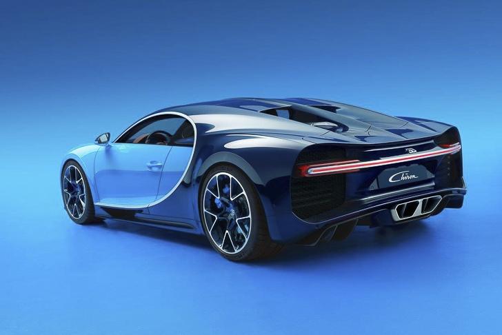Bugatti Chiron 05