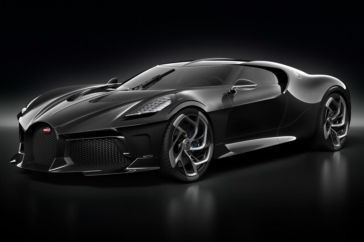 Bugatti 'La Voiture Noire' revealed-1