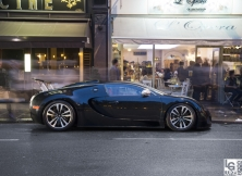 Bugatti Veyron Sang Noir 1