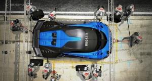 Bugatti Vision Gran Turismo motion