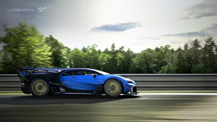 Bugatti Vision Gran Turismo-2