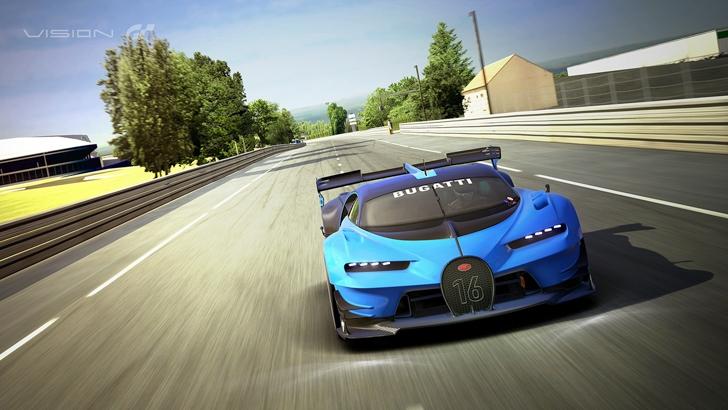 Bugatti Vision Gran Turismo-3