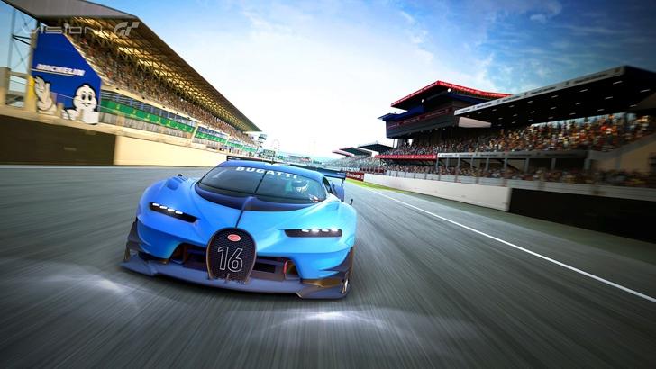 Bugatti Vision Gran Turismo-4