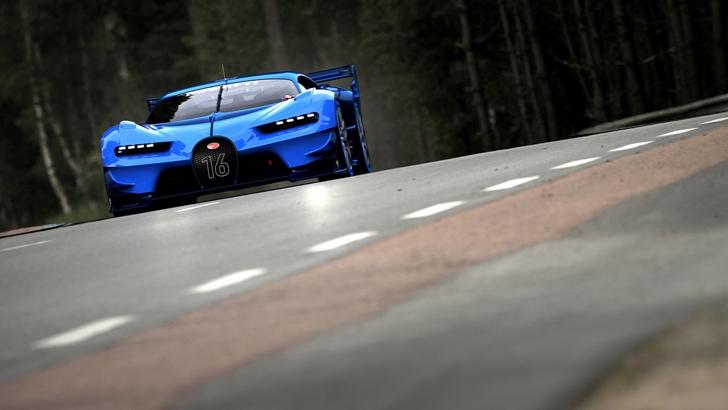 Bugatti Vision Gran Turismo-6