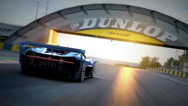 Bugatti Vision Gran Turismo-8
