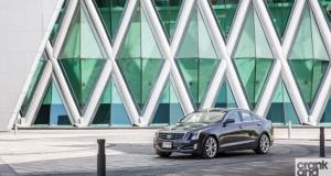 Cadillac ATS. Management Fleet (June)