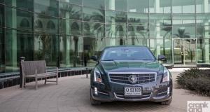 Cadillac ATS. Management Fleet (May)