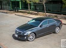 Cadillac ATS 07