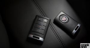 Cadillac ATS. Management Fleet (September)
