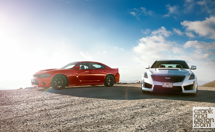 Cadillac CTS-V vs Dodge Charger SRT Hellcat crankandpiston-1
