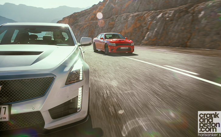 Cadillac CTS-V vs Dodge Charger SRT Hellcat crankandpiston-10