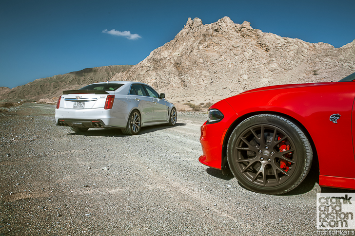 Cadillac CTS-V vs Dodge Charger SRT Hellcat crankandpiston-17