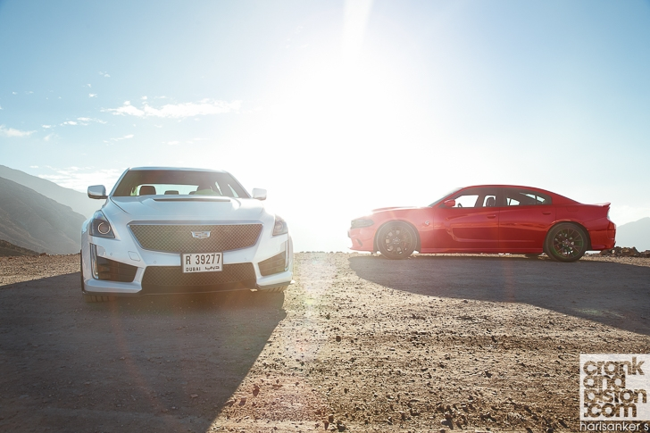 Cadillac CTS-V vs Dodge Charger SRT Hellcat crankandpiston-2