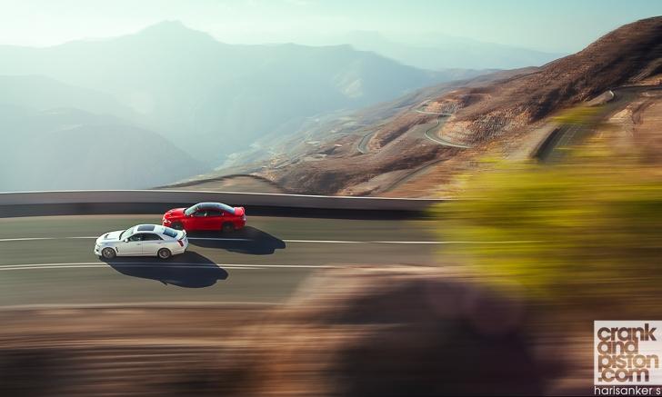 Cadillac CTS-V vs Dodge Charger SRT Hellcat crankandpiston-3