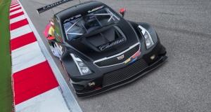 Cadillac Racing ATS-V.R.