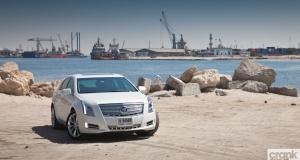 Cadillac XTS. Dubai, UAE