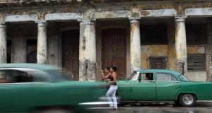 Carros de Cuba. Piotr Degler Jablonski