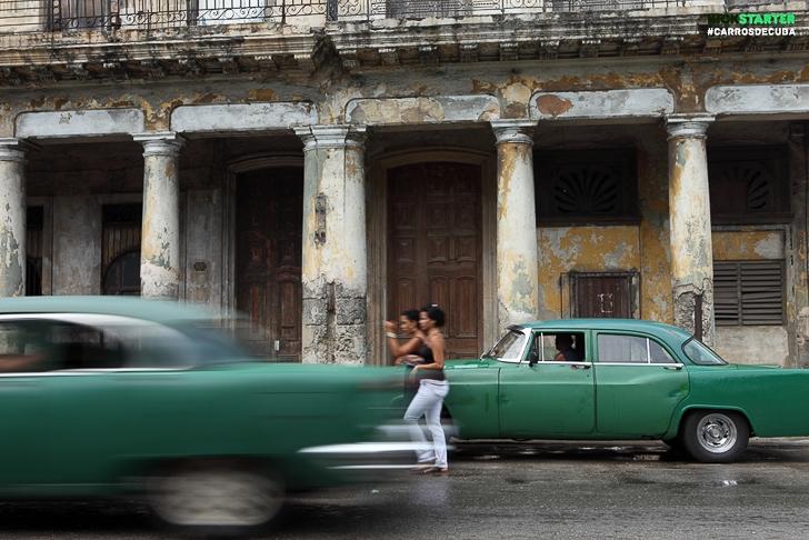 Carros de Cuba book-1