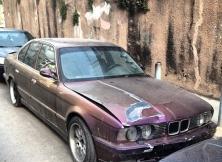 Forlorn BMW M5