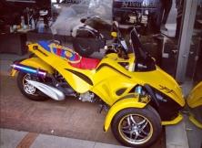Three-wheelin\'