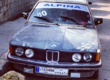 Alpina? M car? Ferrari? TRD? Confused.