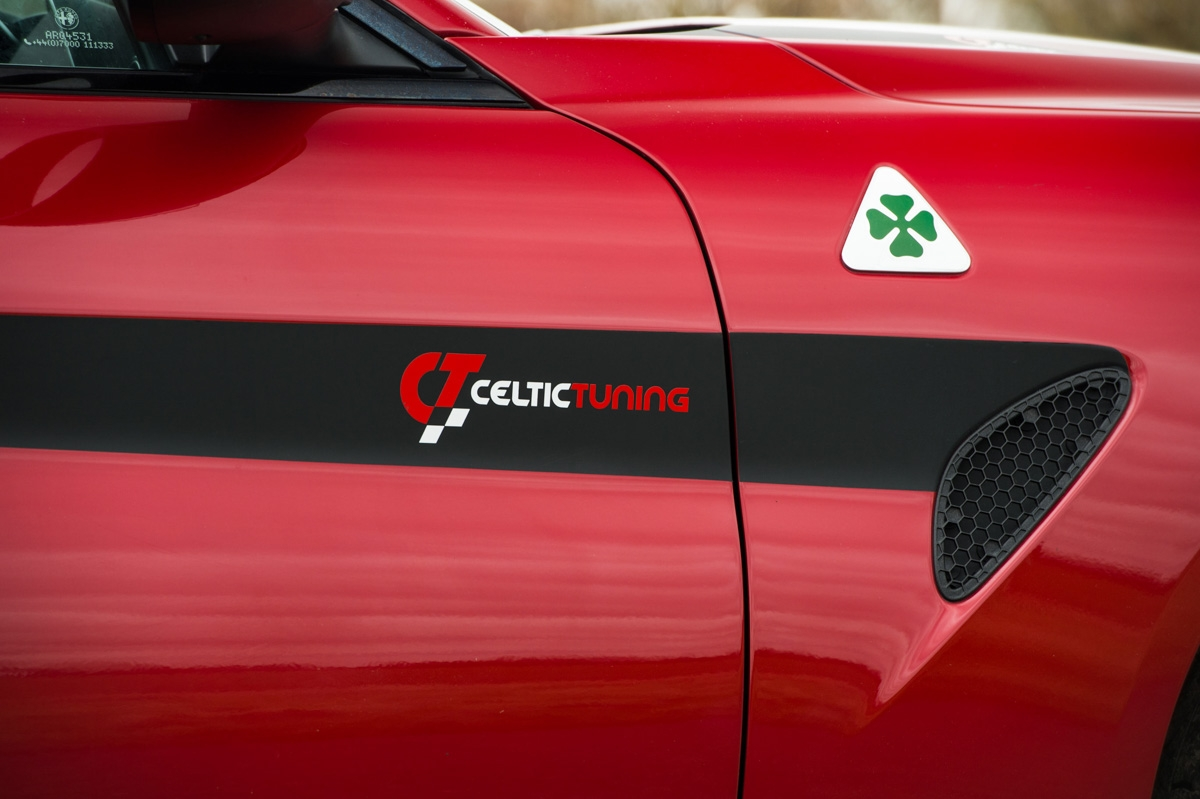 Celtic Tuning Alfa Romeo Giulia Quadrifoglio review-7