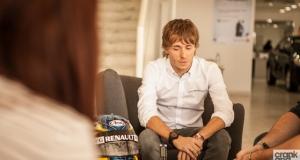 Charles Pic. Caterham F1 Team. Dubai, UAE