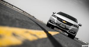 Chevrolet Impala LTZ. Management Fleet (October)