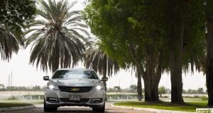 Chevrolet Impala LTZ. Management Fleet (Sept)