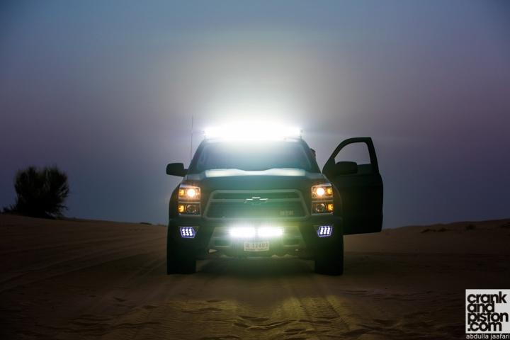 Chevrolet Silverado Reaper-24
