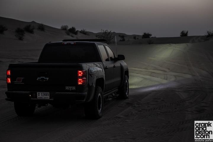 Chevrolet Silverado Reaper-28