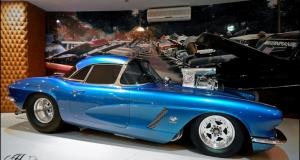 Chevy Corvette C1 Drag Beast