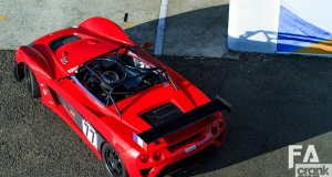 Club Lotus. Le Mans