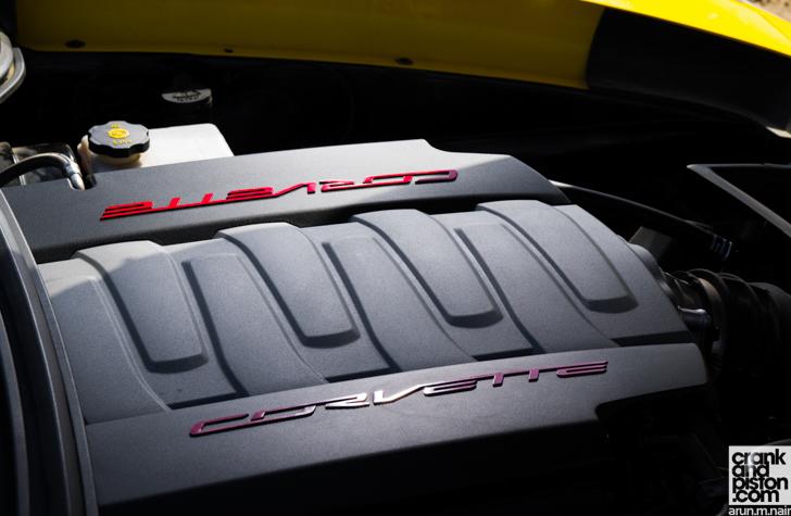 Corvette C7 Stingray convertible crankandpiston 16