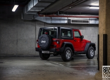 2015 Jeep Wrangler Sport 07