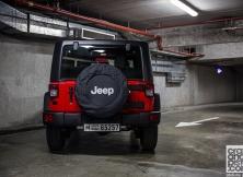 2015 Jeep Wrangler Sport 08