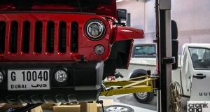 C&P Project. Jeep Wrangler, Stage 3