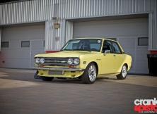 1973 Datsun 510 10