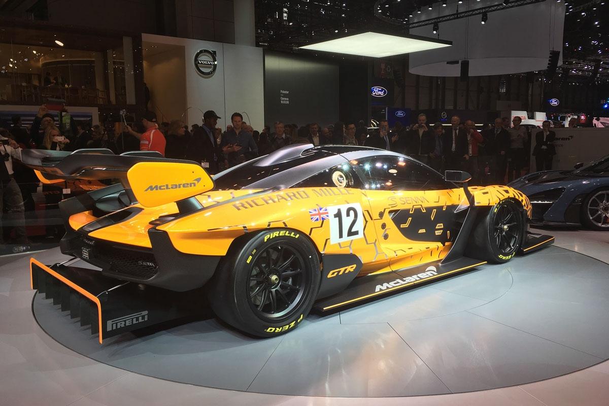 Customer-ready McLaren Senna GTR -10