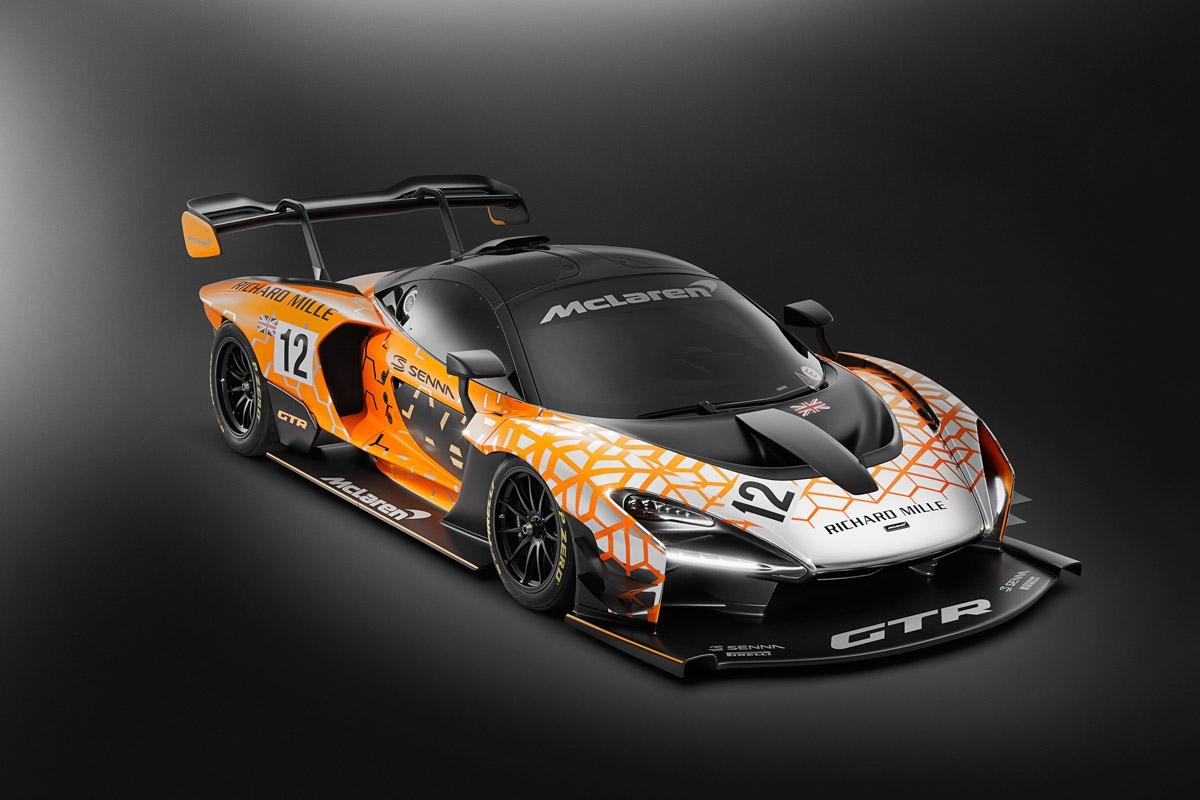 Customer-ready McLaren Senna GTR -13