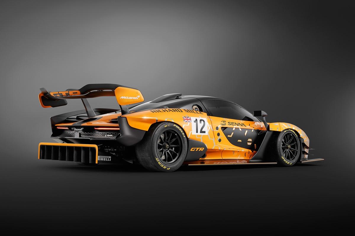 Customer-ready McLaren Senna GTR -14