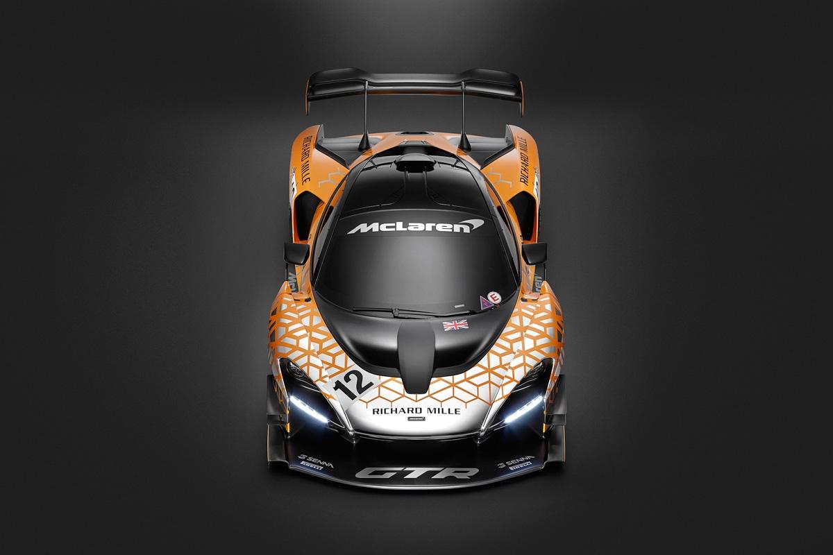 Customer-ready McLaren Senna GTR -15